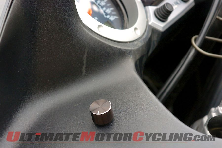 Hot Grips Review   V-Strom Gets Heated Grips