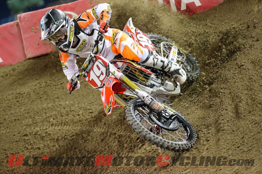 2013 Houston AMA Supercross | Preview
