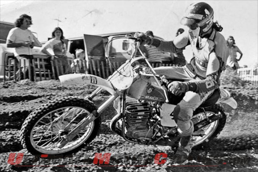 Legends and Heroes to Honor 1975 Supercross Champ Stackable