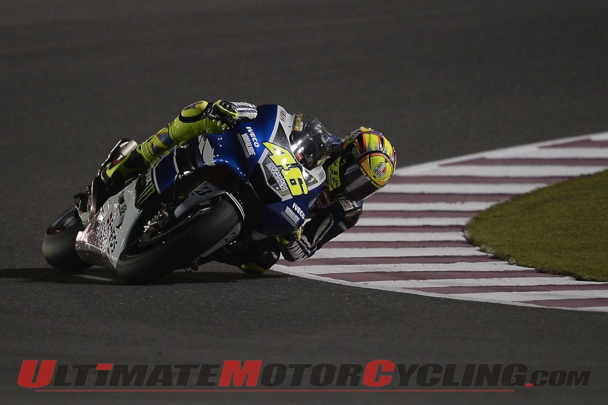 2013 Qatar MotoGP | Valentino Rossi Photo Gallery