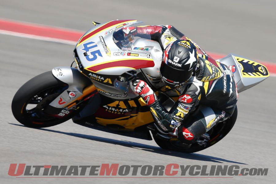 Mark VDS Racing's Scott Redding