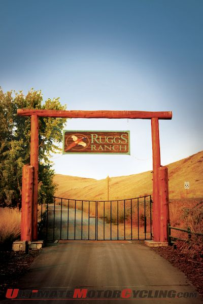 Ruggs Ranch: A Fertile Base for the Touring Motorcyclist