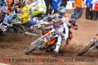 Red Bull KTM's Ryan Dungey at Salt lake City Supercross