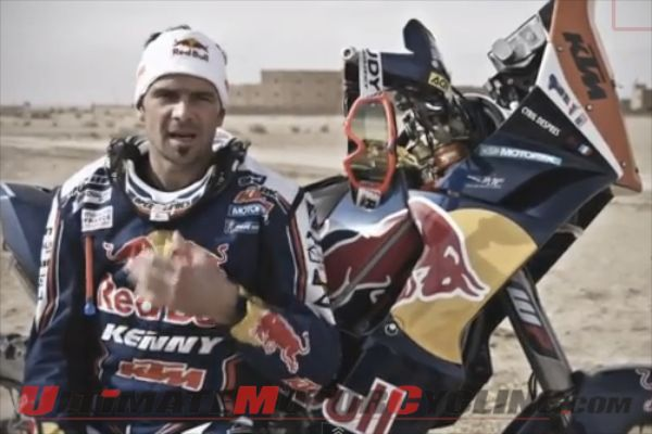 Morocco Rally: Red Bull KTM Highlights (Video)