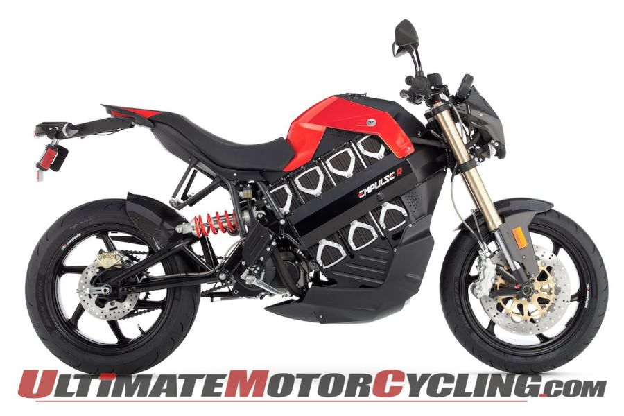 2013 Brammo Empulse Electric Motorcycle Recall