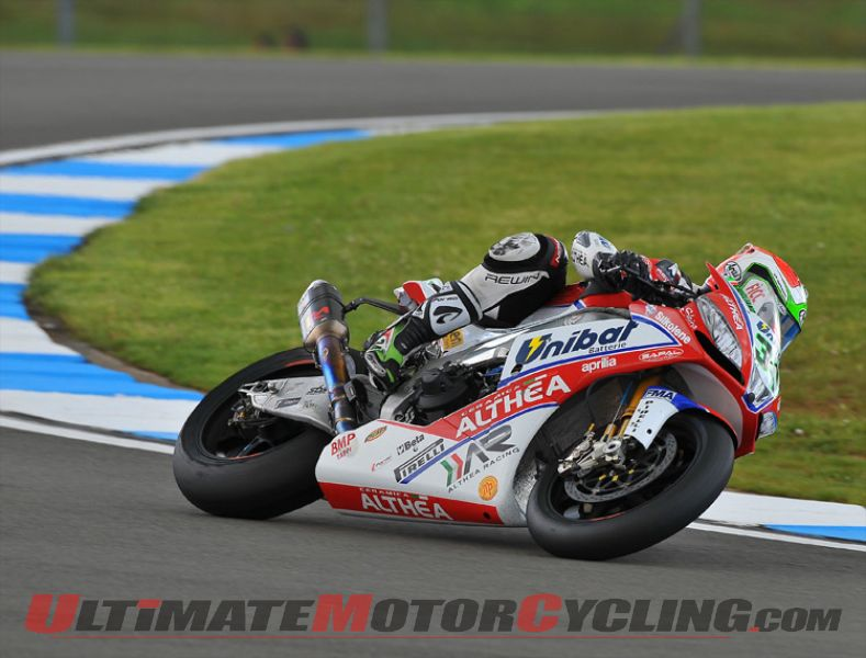 2013 Donington World Superbike | Results