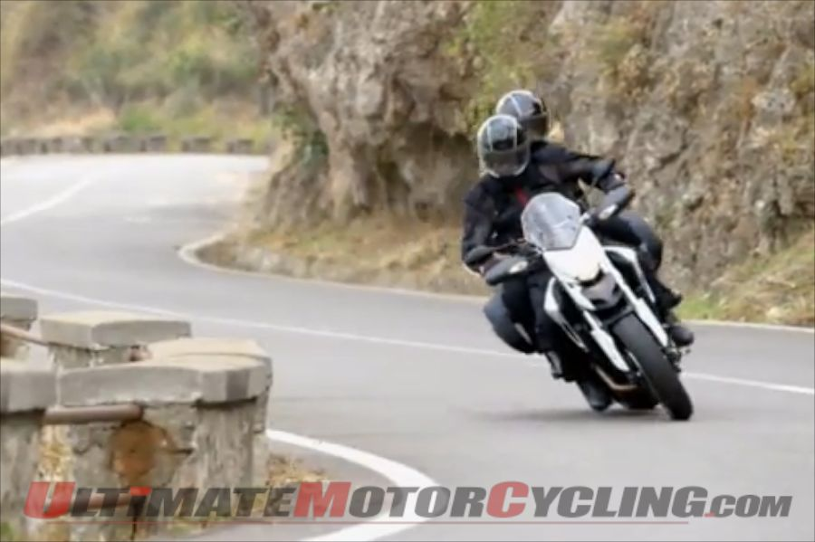 2013 Ducati Hyperstrada | Official Video
