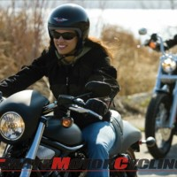 Harley Shines its Headlight on Females during 'Women Riders Month'
