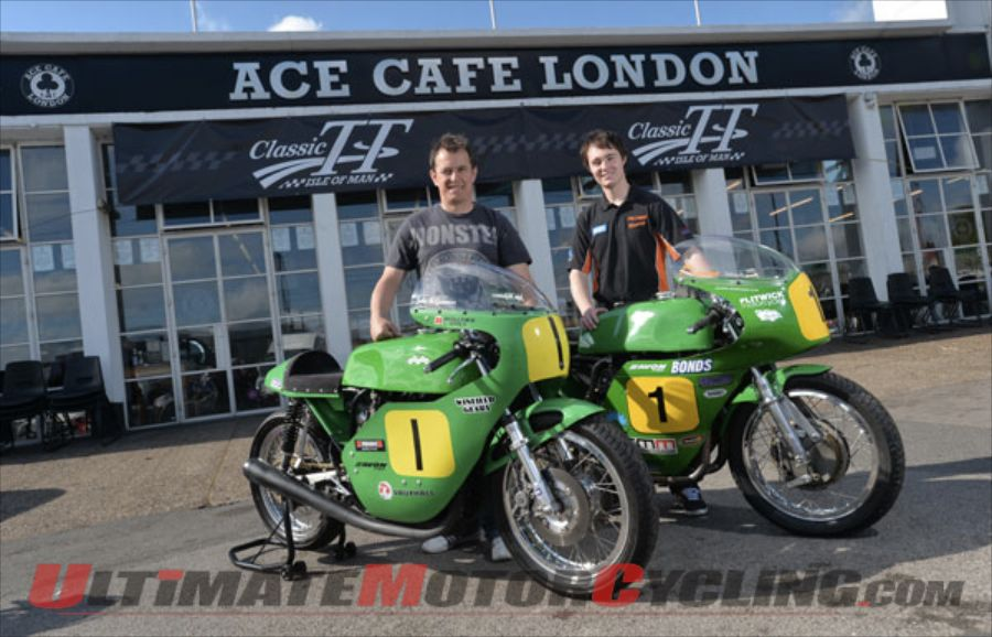 Isle of Man Partners with Ace Cafe London for TT Marketing