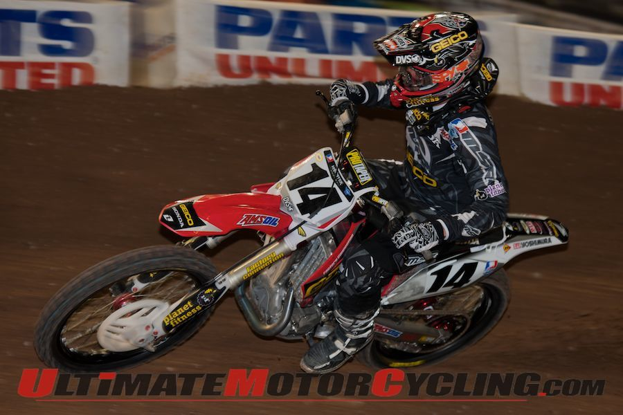 Supercross Star Kevin Windham