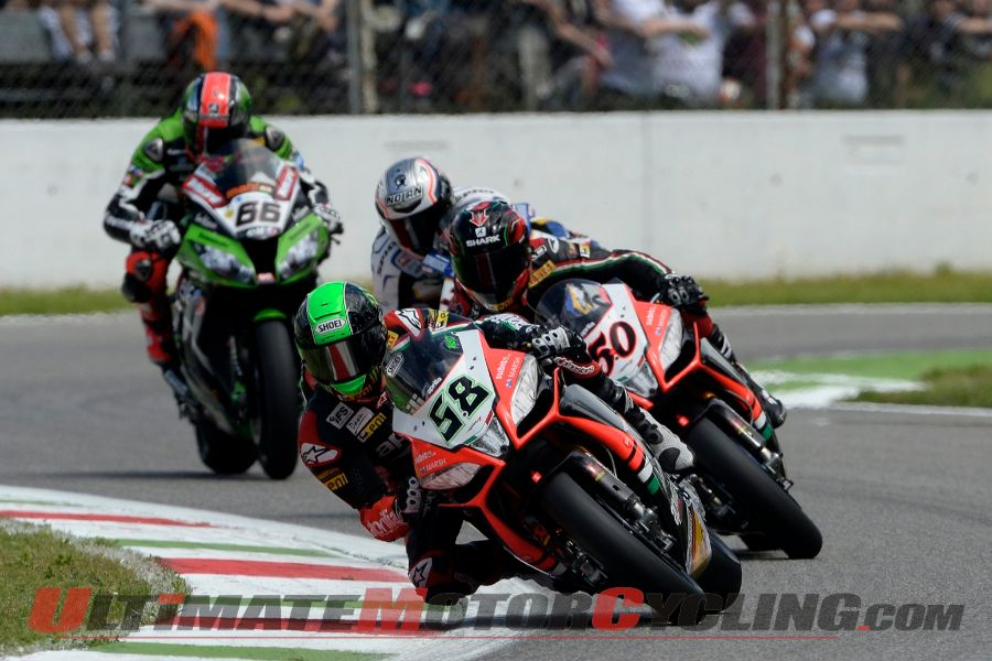 2013 Monza World Superbike | Video Recap