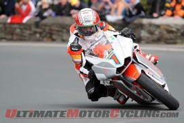 MotoCyzysz & Mugen Set to Battle at 2013 SES TT Zero Race