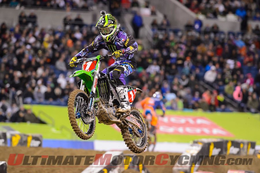Villopoto, Dungey & Millsaps Speak ahead of Vegas SX Finale
