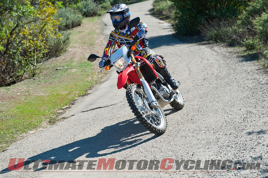 2014 Honda CRF250L | First Ride