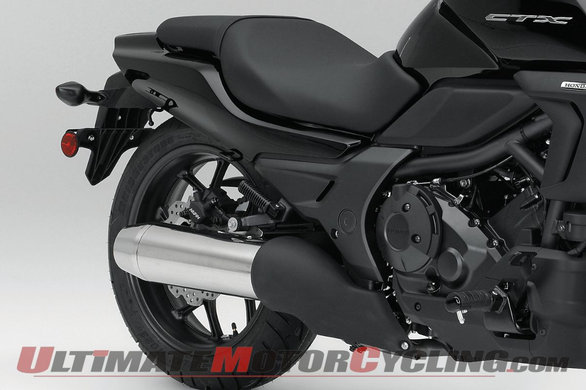 2014 Honda CTX700 & CTX700N | Specs & Photo Gallery