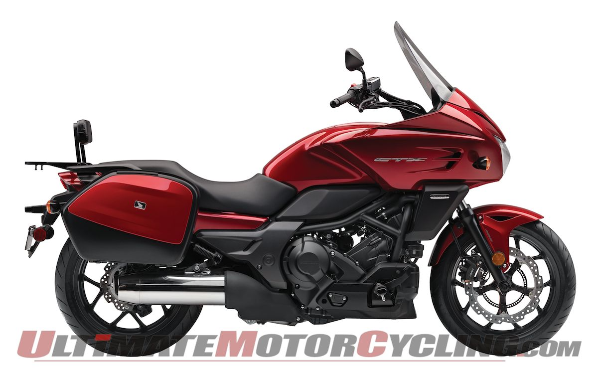 2014 Honda CTX700 & CTX700N | Specs & Photo Gallery (25 Pics)