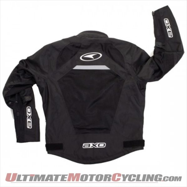 AXO Releases Updated Airflow Mesh Motorcycle Jacket