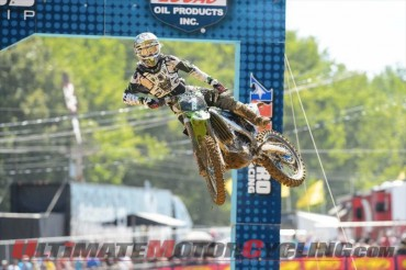 2013 Budds Creek AMA Motocross | Results