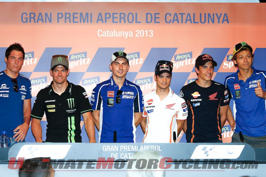 Catalunya MotoGP Press Conference