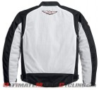 Harley Releases Bar & Shield Logo Mesh Men's Jacket