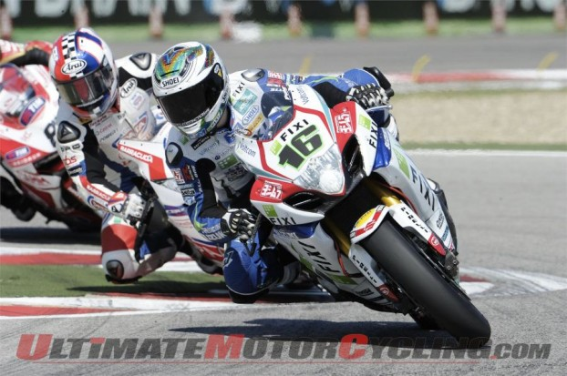 2013 Imola World Superbike | Results