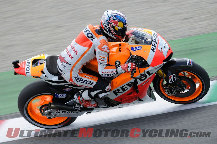 2013 Mugello MotoGP | Results