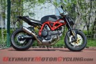 Pierobon F042 hstreet Ducati-Powered Sportbike | Photo Gallery