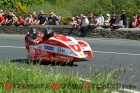 Birchall Brothers Win Isle of Man TT Sidecar 2 Race