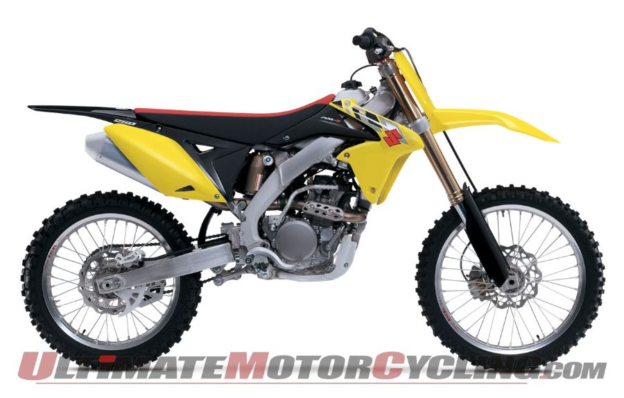 2014 Suzuki RM-Z450 | First Look Review