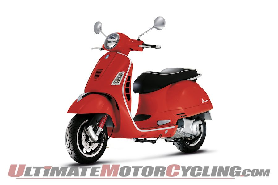 2013 Vespa GTS 300 SuperSport SE | Scooter Review
