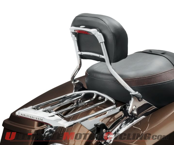 harley releases air wing sissy bar upright for tourers. Black Bedroom Furniture Sets. Home Design Ideas