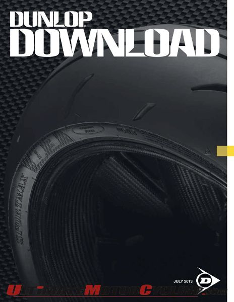Dunlop Download Magazine | July 2013 (Free)