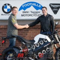 Foothills Motorcycles Becomes Authorized Brammo Dealer