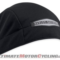 Harley Releases Hydration Gear - Skull Cap & Neck Guard