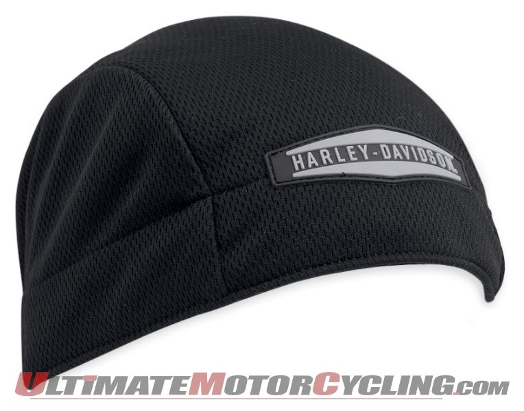 Harley Releases Hydration Gear – Skull Cap & Neck Guard