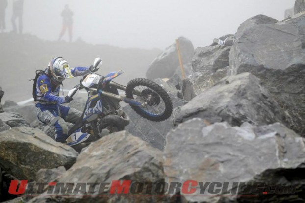 Husaberg's Jarvis Wins 2013 Red Bull Romaniacs