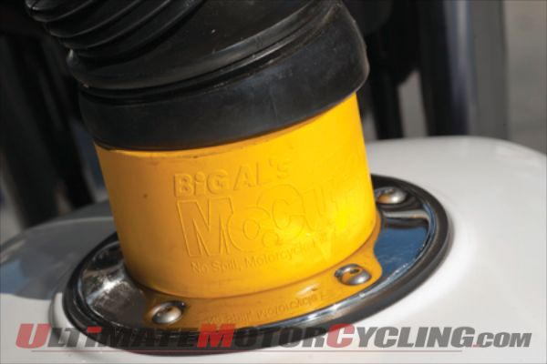 McCuff No Splash Motorcycle Gas Filler | QuickShift Review
