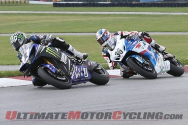 2013 Mid-Ohio AMA SuperBike | Race 2 Results
