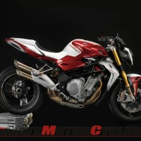 MV Agusta Brutale Corsa Unveiled (Preview)