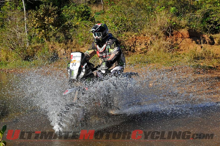 2013 Rally dos Sertoes | Speedbrain's Goncalves Wins Stage 5