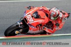 Ducati Team's Nicky Hayden