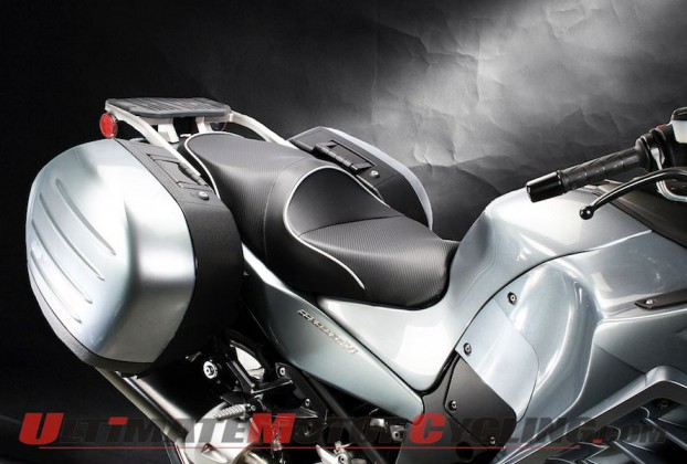 Sargent Modular Seat System for Kawasaki Concours & ZX-14