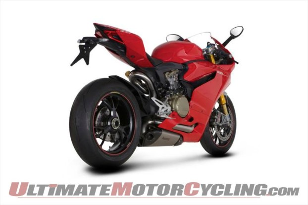 Akrapovic Releases Evolution Exhaust for Ducati Panigale 1199