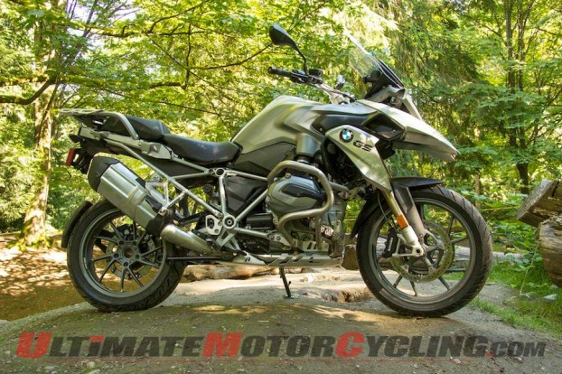 2013 BMW R1200GS AltRider Accessories | Outfitting an Icon