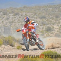 KTM's Caselli - 2013 AMA National Hare & Hound Champion