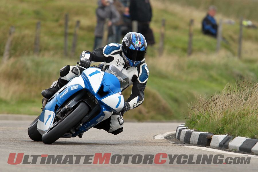 2013 Manx Grand Prix | Competition Growing Ahead of Junior MGP