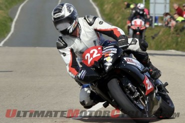 2013 Manx Grand Prix | Dixon Wins Newcomers A Despite Penalty