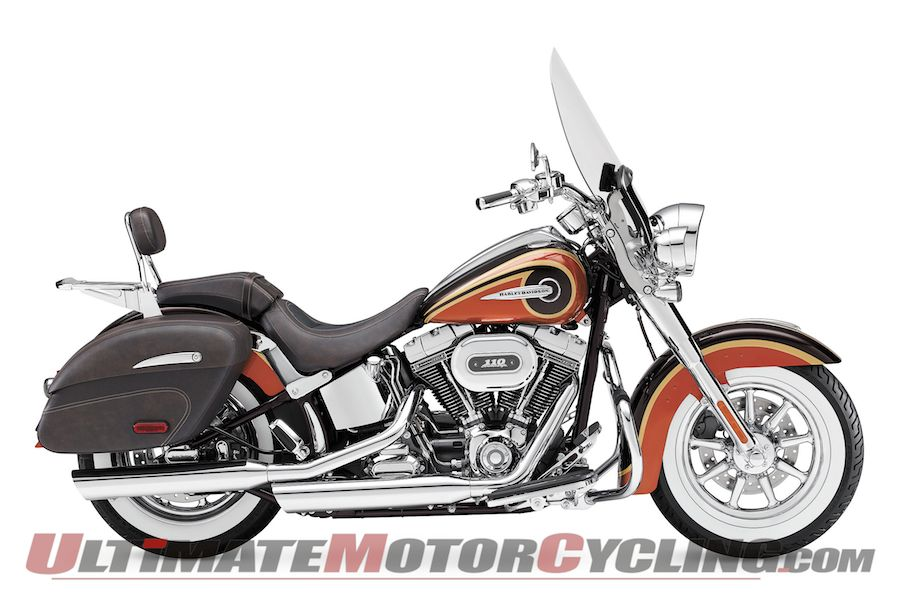 2014 Harley-Davidson CVO Softail Deluxe | First Look Review