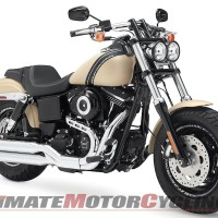 Harley-Davidson Restyles Fat Bob for 2014