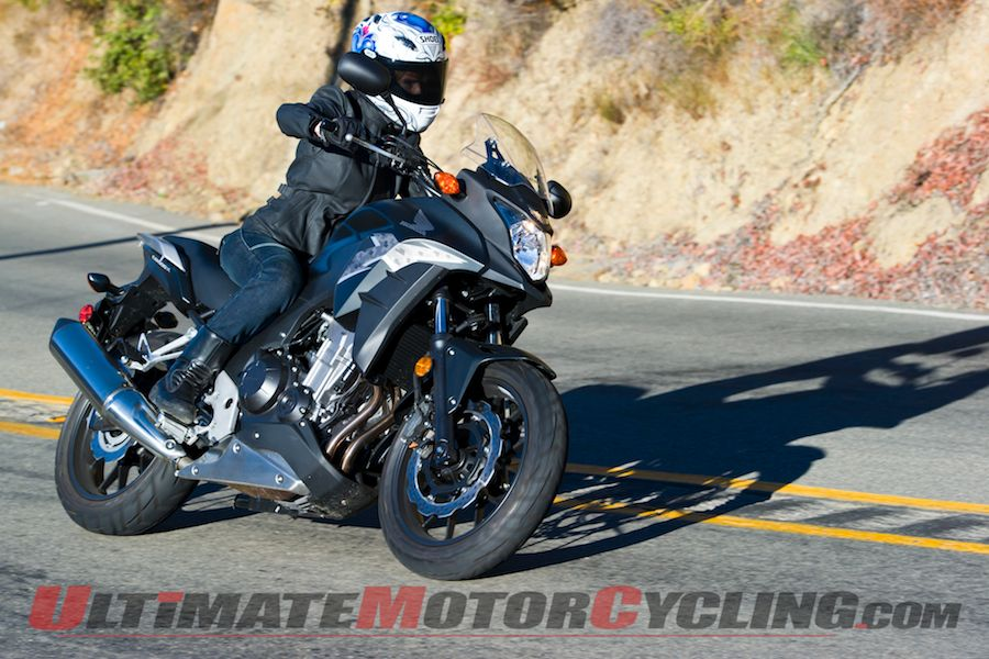 2013 Honda CB500X ABS | Review